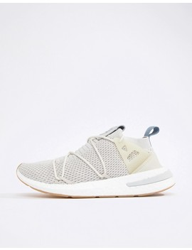 Adidas Originals Arkyn Sneakers In Beige by Adidas