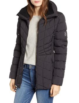 Packable Prima Loft® Coat by Bernardo