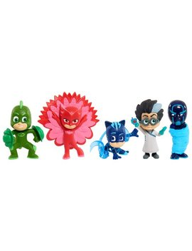 Pj Masks Collectible Figure Set   5 Pack by Pj Masks