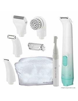 Remington Wpg4050 Smooth & Silky Body & Bikini 5 Piece Groomer Kit by Remington