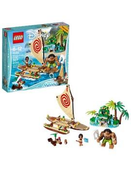 Lego® Disney Princess Moana's Ocean Voyage 41150 by Lego