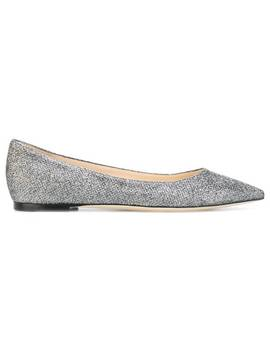 Romy Ballet Flats by Jimmy Choo