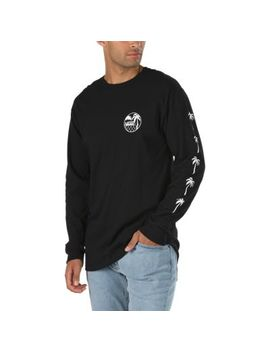 Chain Link Palm Long Sleeve T Shirt by Vans