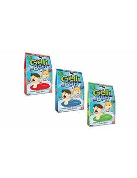 Zimpli Kids Limited   Gelli Baff Red, Blue And Green   Bundle(3 Items)   Goo Making Bath Powder With Dissolver. by Zimpli Kids Limited