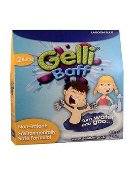 Gelli Baff 600g Lagoon Twin Pack (Blue) by Gelli Baff