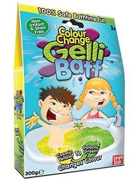Gelli Baff Colour Change  Yellow Green by Zimpli Kids Limited
