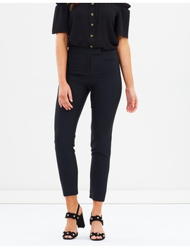 Jetted Pocket Slim Trousers by Dorothy Perkins