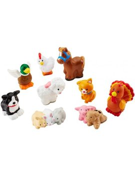 Little People Farm Animals by Little People