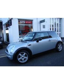 Mini One 1.6, 2002 With 100000 Miles, Good Condition In Silver, Great Value Car by Ebay Seller