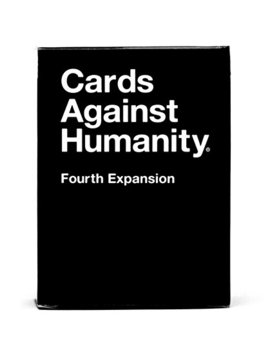 Cards Against Humanity: Fourth Expansion by Cards Against Humanity