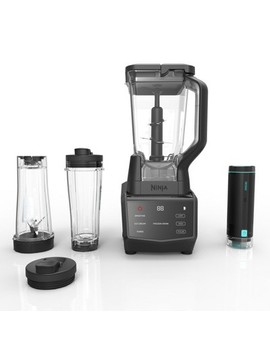 Ninja Smart Screen Blender Duo With Fresh Vac Technology   Ct661 V by Ninja