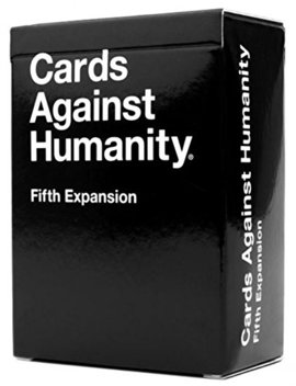 Cards Against Humanity: Fifth Expansion by Cards Against Humanity