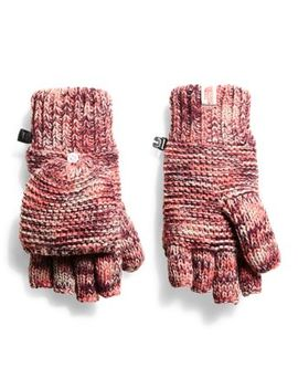 Women's Purrl Stitch Mitts by The North Face