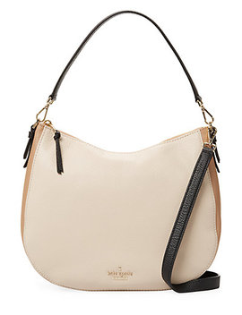 Kate Spade New York Jackson Street Leather Shoulder Bag by Kate Spade New York