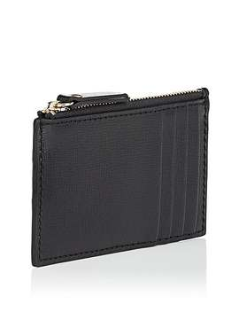 Leather Card Case by Barneys New York
