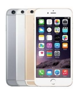 New Apple I Phone 6 Plus + 16 Gb  32 Gb  64 Gb Unlocked Gold Silver Gray Gsm by Apple