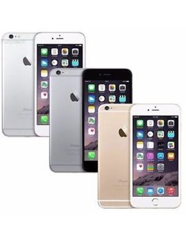 New Apple I Phone 6 16 Gb 64 Gb 128 Gb Factory Unlocked T Mobile At&T Verizon by Apple