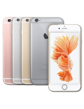Brand New 4 G Lte Apple I Phone 6 S 16 Gb 32 Gb 64 Gb 128 Gb Factory Unlocked Gsm by Apple