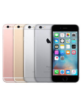 Apple I Phone 6s Plus 16 Gb 64 Gb 128 Gb  (Verizon, Unlocked, Att, T Mobile, Sprint) by Apple
