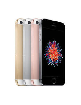 "Apple I Phone Se 4"" 16 32 64 128 Gb 4 G Lte Unlocked Sprint Verizon Smartphone Mrf by Apple"