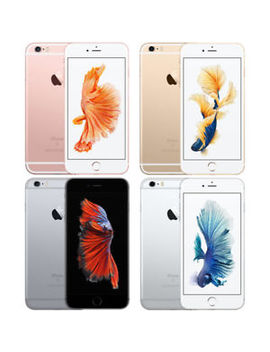 Apple I Phone 6s | Att T Mobile Unlocked | 16 Gb 64 Gb 128 Gb | Silver Gold Gray Rose by Apple