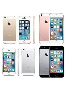 Apple I Phone Se Software Unlocked Gsm Smart Phone 16 Gb 32 Gb 64 Gb At&T T Mobile by Apple