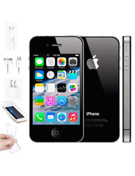 Apple I Phone 4 S Mobile Phone 8 Gb 16 Gb 32 Gb Sim Free Factory Unlocked Smartphone by Apple