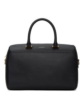 Black Duffle 6 Bag by Saint Laurent