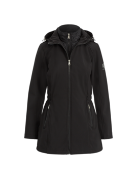 Hooded Shell Jacket by Ralph Lauren