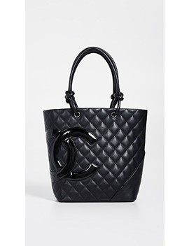 Chanel Cambon Medium Tote by What Goes Around Comes Around