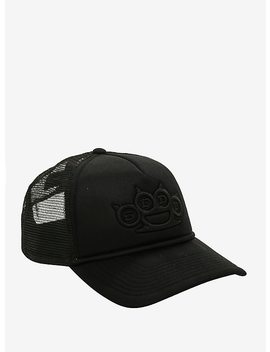 Five Finger Death Punch Trucker Hat by Hot Topic