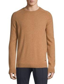 Larry Slim Fit Virgin Wool Sweater by Strellson