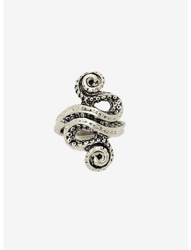 Octopus Tentacle Ring by Hot Topic