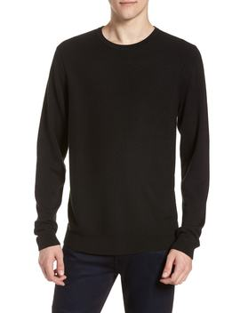 Honeycomb Crewneck Sweater by Calibrate