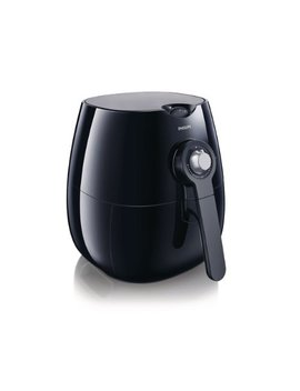 Philips Airfryer, The Original Airfryer, Fry Healthy With 75 Percents Less Fat Black Hd9220/26 by Philips
