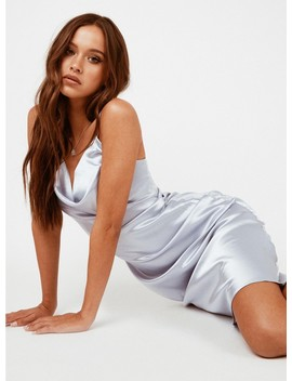 Silver Lake Midi Dress by Princess Polly