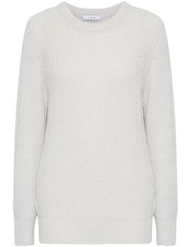 Sappo Ribbed Knit Sweater by Iro