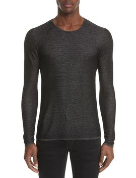 Double Knit Sweater by John Varvatos Collection