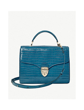 Mayfair Leather Mini Bag by Aspinal Of London