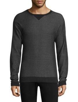 Senoro Pattern Sweater by Hugo