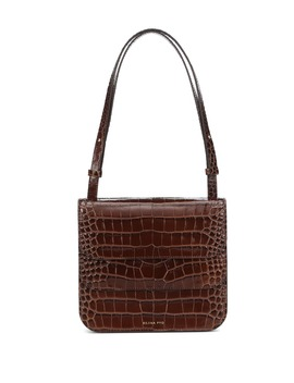 Ana Embossed Leather Tote by Rejina Pyo