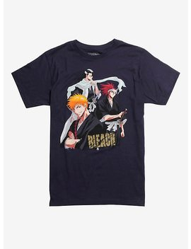 Bleach Group T Shirt by Hot Topic