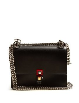 Kan I Small Leather Cross Body Bag by Matches Fashion
