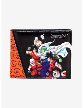 Dragon Ball Z Good Vs. Evil Bi Fold Wallet by Hot Topic