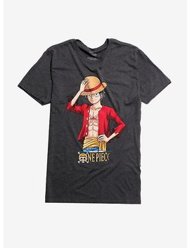 One Piece Straw Hat Luffy T Shirt by Hot Topic