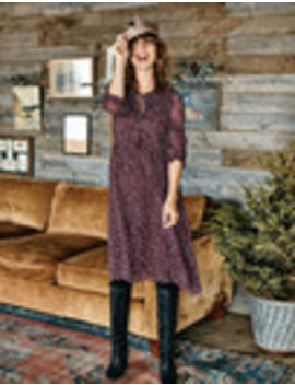 Iona Midi Dress by Boden