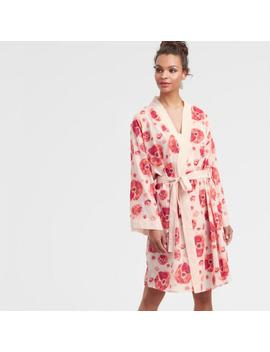 Coral Floral Sonya Robe by World Market