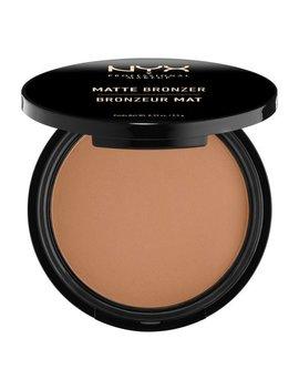 Nyx Professional Makeup Matte Bronzer, Medium by Nyx Professional Makeup