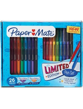Paper Mate Rollerball Gel Pens 26ct   Multicolor by Paper Mate