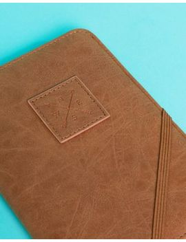 Typo Compass Passport Holder by Typo